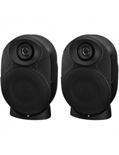Sistema di casse acustiche attive stereo a 2 vie con interfaccia Bluetooth